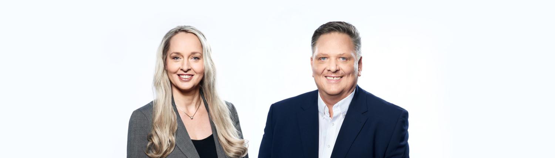 Susanne Heinrich und Christian Lauterkorn